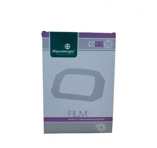 Aposito Transparente T/ Tegaderm Film Hipoalergic 10x12 X50u