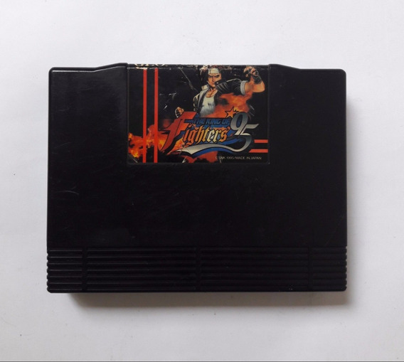 Neo Geo Aes The King Of Fighters 95 Original Americano