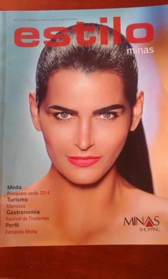 Revusta Estilo Minas N23 Set/out 2013 Fernanda Motta