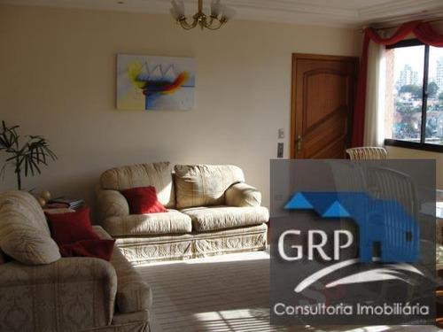 Imagem 1 de 15 de Apartamento Para Venda Em Santo André, Vila Assunção, 4 Dormitórios, 1 Suíte, 1 Banheiro, 2 Vagas - 7801_1-973326