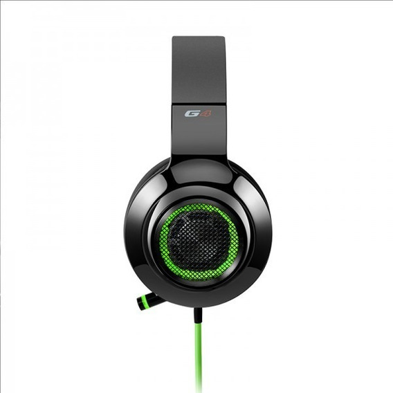 Headphone Gamer 7.1 Edifier G4 Over-ear - Verde