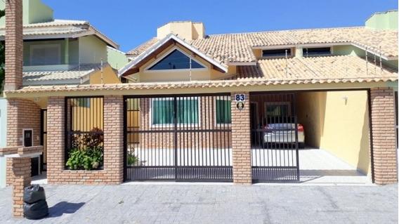 Casa Em Oásis, Peruíbe/sp De 250m² 3 Quartos À Venda Por R$ 600.000,00 - Ca140438