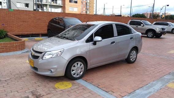 Chevrolet Sail Ls Aa 2ab Abs