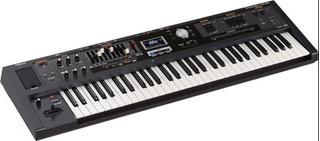 Ftm Sintetizador Roland V-combo Vr-09 - Teclado Workstation