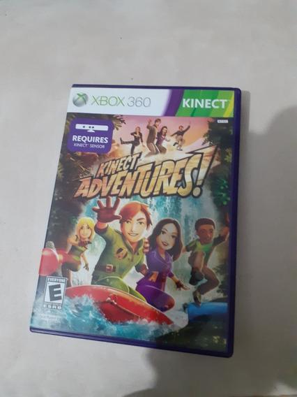 Kinect Adventures - Xbox 360 - Mídia Física
