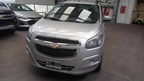Chevrolet Spin 7 Asientos Ltz At 2013 Forestcar Balbin #5