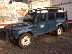 Land Rover Defender 110 96 Inglês