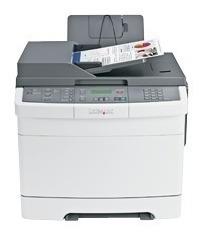 Multifuncional Laser Color Lexmark X543 - Usada