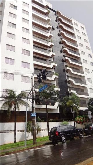 Apartamento À Venda, Edifício Cidade Jardim , Piracicaba. - Ap0547