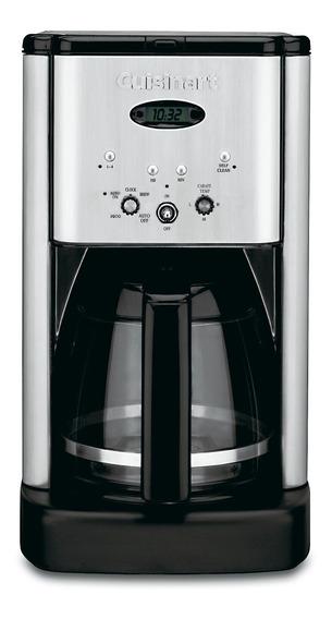 Cafetera Programable 12 Tazas Automática Cuisinart Dcc-1200