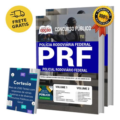 Apostila Prf - Policial Rodoviário Federal - Completa