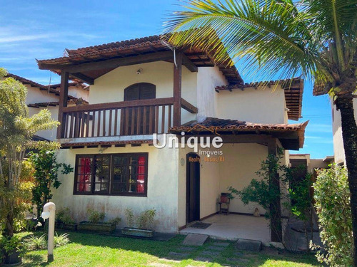 Imagem 1 de 22 de Casa Com 3 Dormitórios À Venda, 110 M² Por R$ 519.000,00 - Loteamento Praia Baia Formosa - Armação Dos Búzios/rj - Ca1420