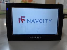 Gps Navcity Way 45 Tv Digital S/ Acessórios