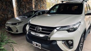 Toyota Sw4 At 4x4 7 Asientos 2016