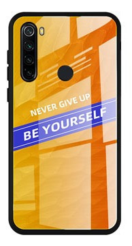 Protector Xiaomi Redmi Note 8 Color Naranja