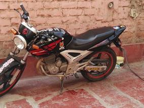 Honda Twister 250 Cbx