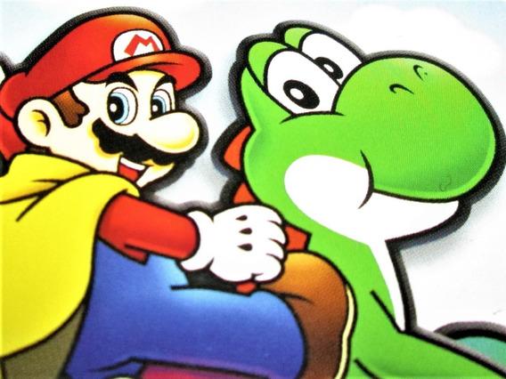 Super Mario World: Super Mario Advance 2! Game Boy Advance!!