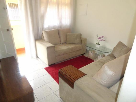 Apartamento Com 2 Dormitórios À Venda, 51 M² Por R$ 190.000,00 - Vila Voturua - São Vicente/sp - Ap3037