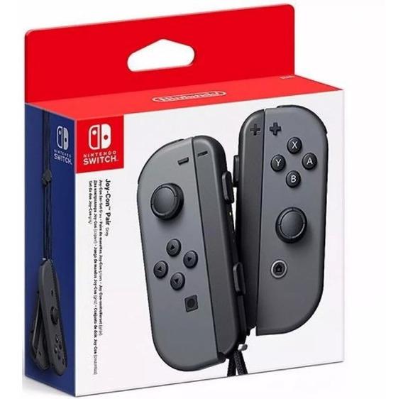 Joy Con Nintendo Switch Controle Original Oferta