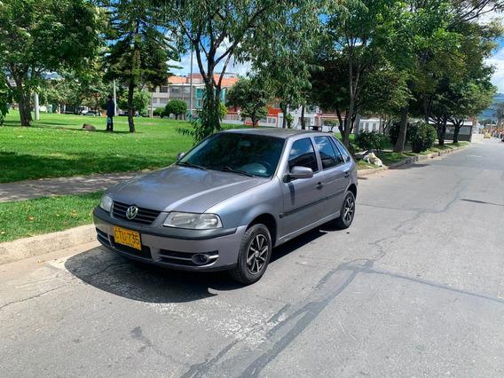 Volkswagen Gol 1.8 2004 5 Puertas Listo Para Traspaso