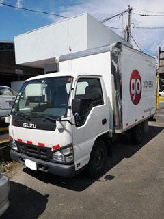 Camión Isuzu Qkr 2014 Rtv Y Marchamo Al Día - Record Agencia