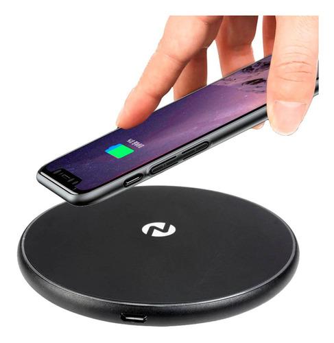 Cargador Inalambrico Rapido iPhone Samsung Wireless Qi