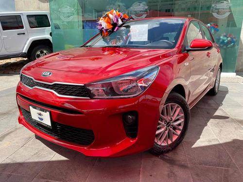 Imagen 1 de 15 de Kia Rio 2020 1.6 Lx Hatchback Mt