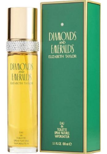 Perfume Mujer Elizabeth Taylor Diamonds - L a $170