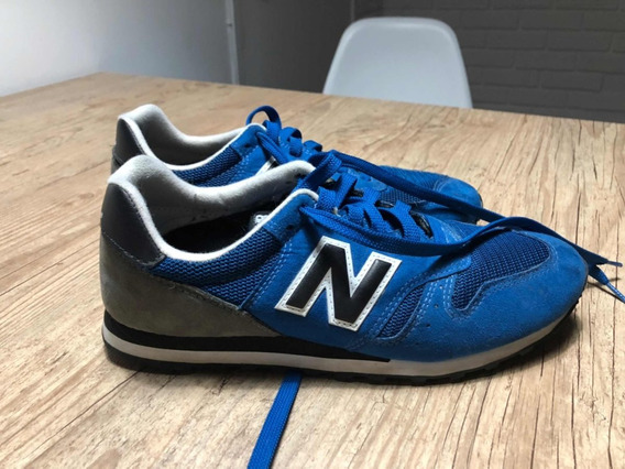 Tenis New Balance Azul 40 Original