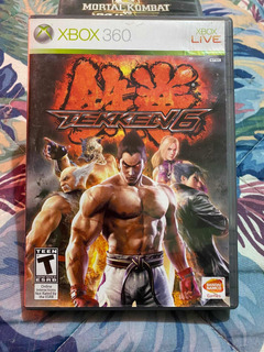 Tekken 6 Xbox 360 Usado