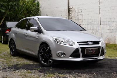 Ford Focus Sedan 2.0 Titanium 2015 - Único Dono