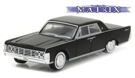 Lincoln Continental 1965 De Matrix Greenlight. De Coleccion