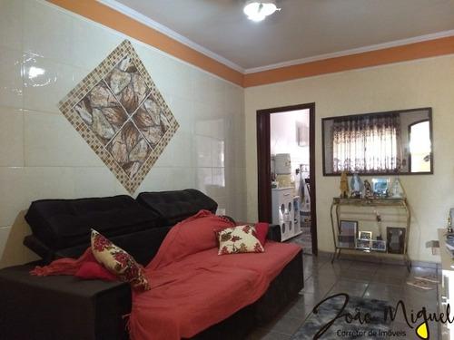 Casa Higienópolis, Ca00299, Catanduva, Joao Miguel Corretor De Imoveis, Venda De Imoveis - Ca00299 - 34838432