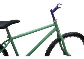 Cuadro Para Mountainbike Mtb O Freestyle Bmx - Rodado 24