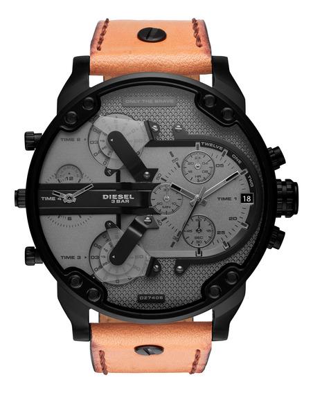 Reloj Diesel Hombre Café Dz7406