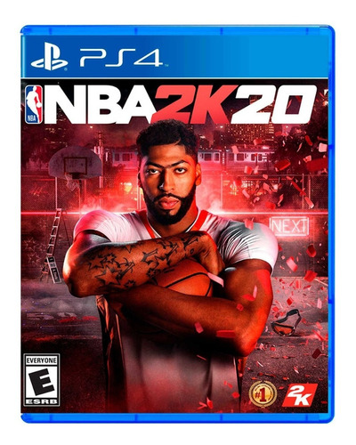 Imagen 1 de 4 de NBA 2K20 Standard Edition 2K Games PS4 Físico