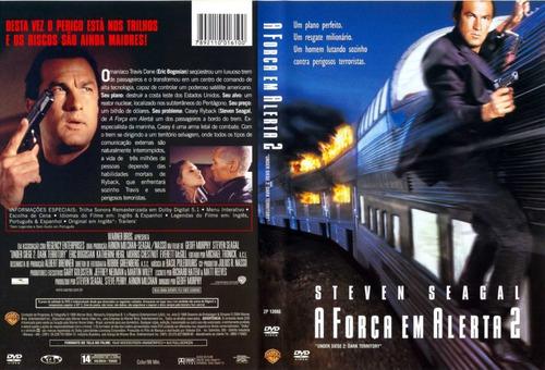 Dvd A Força Em Alerta 2 (1995) - Dublagem Clássica Da Tv | Mercado Livre