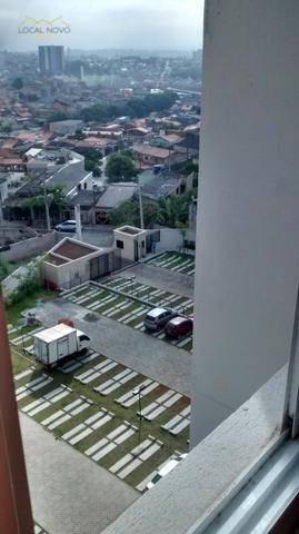Apartamento Com 2 Dormitórios Para Alugar, 45 M² Por R$ 880,00/mês - Jardim Paulista - Guarulhos/sp - Ap0368