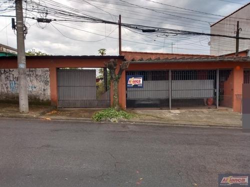 Casa Para Venda No Bairro Cidade Jardim Cumbica Em Guarulhos - Cod: Ai15779 - Ai15779