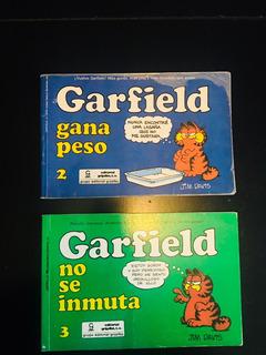Libros Garfield De Los 80´s