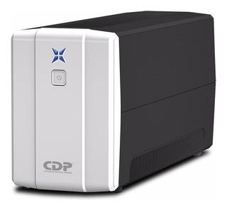 Cdp Ups C/ Regulador R-upr1008 1000va 500w 8 Salidas