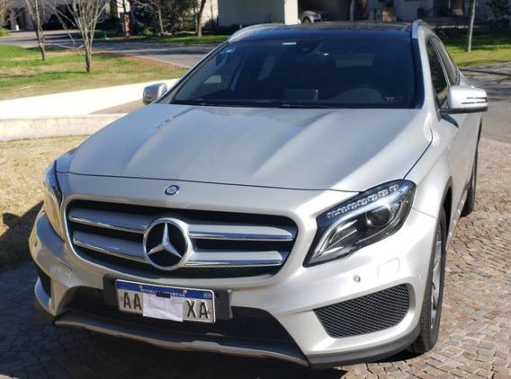 Mercedes-benz Clase Gla 1.6 Gla250 Amg-line 211cv