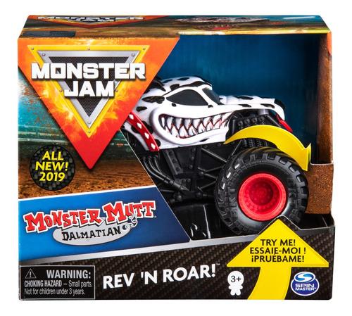 Monster Jam Camión Csonidos X 1 Escala 1:43 Surt. Spin Mast
