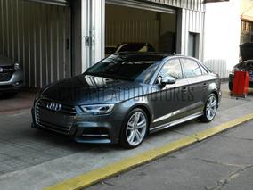 Audi S3 2.0 Tfsi 310cv Sedan 4ptas /// 2018 - 5.100km