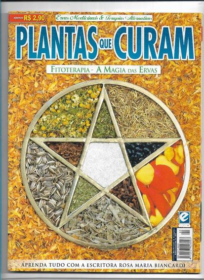 Plantas Que Curam Magia Das Ervas Revista Ed 5