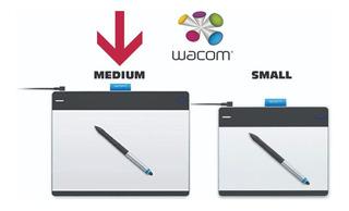 Wacom Intuos Pen Touch Medium - Computación en Mercado Libre