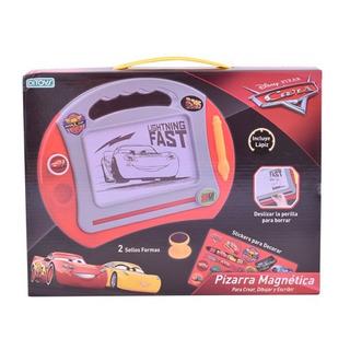 Pizarra Magica Magnetica Disney Cars Original Ditoys Promo