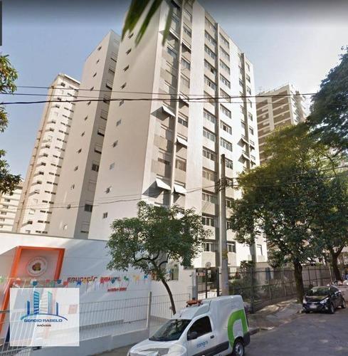 Imagem 1 de 25 de Apartamento À Venda, 105 M² Por R$ 950.000,00 - Moema - São Paulo/sp - Ap3026