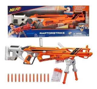 Nerf N-strike Elite Accustrike Raptorstrike D. Gratis