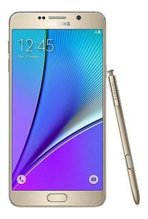 Samsung Galaxy Note5 32 GB Dourado-platina 4 GB RAM